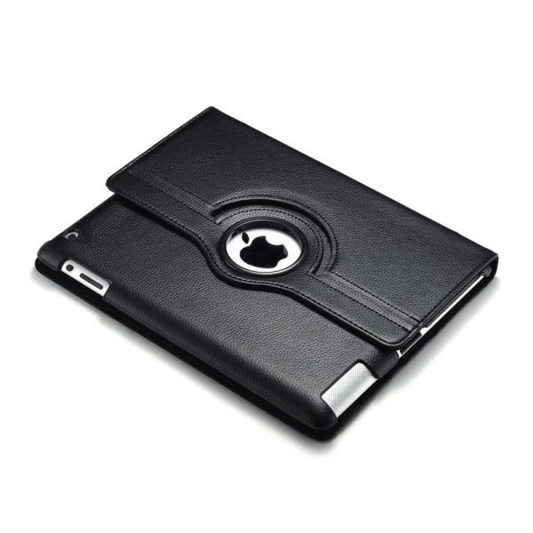 iPad 2/3/4 fodral Svart Ipad 2/3/4