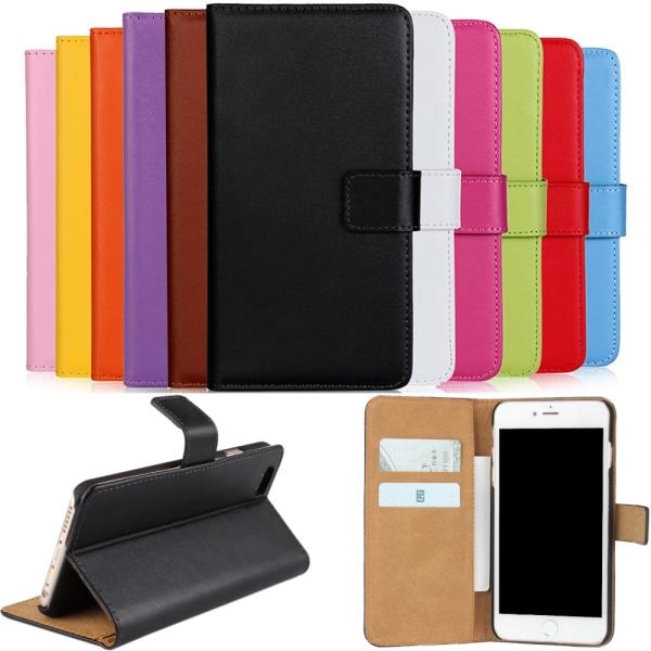 Mobil skal, plånboksmodell 6 6s Orange