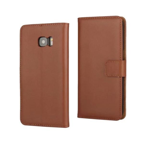 Samsung S9+/S10/S10+/S10e/S10lite plånbok skal fodral Brun Samsung Galaxy s10