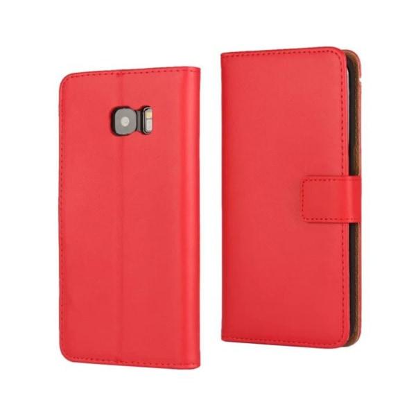 Samsung S9+/S10/S10+/S10e/S10lite plånbok skal fodral Röd Samsung Galaxy s10+