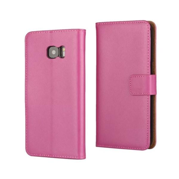 Samsung S9+/S10/S10+/S10e/S10lite plånbok skal fodral Cerise Samsung Galaxy s10