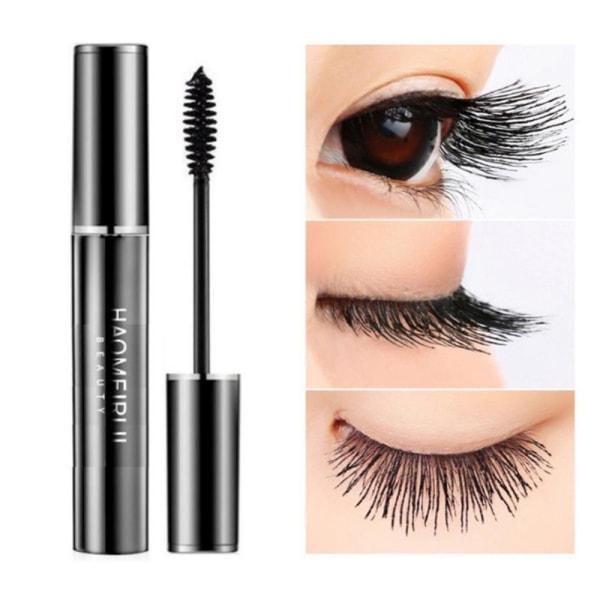 4D Silk Fiber Lash Mascara Vattentät Mascara Eyelash Extension