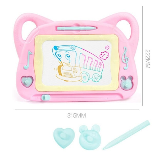 Baby Toy Painting Mat Drawing Board Pen Doodle Toy Writing Tool