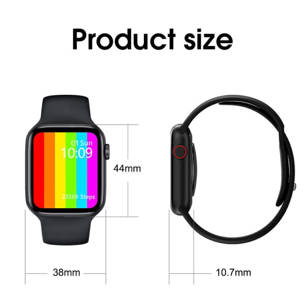 C55 Bluetooth call smart watch 1.54 inch