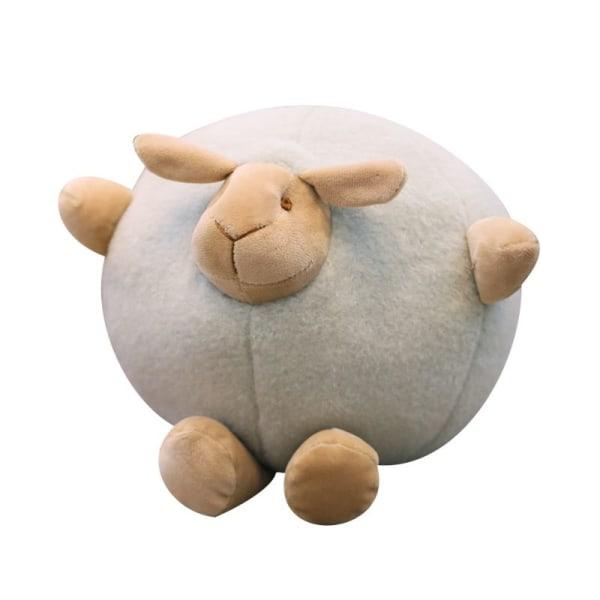 Barn simulering Cartoon får plysch leksak docka kudde docka