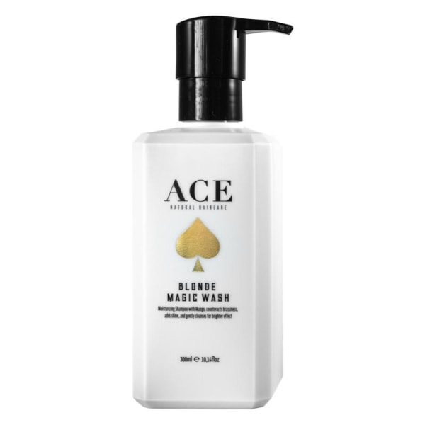 Ace Natural Haircare Blonde Magic Wash 300ml  Vit