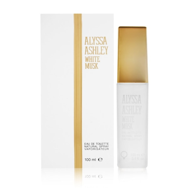 Alyssa Ashley White Musk Edt 100ml Transparent