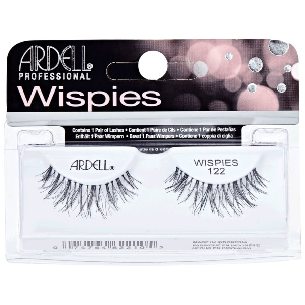 Ardell Wispies Lashes 122 Black Svart