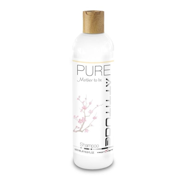 Attitude PURE Mother to be Shampoo 500ml Vit