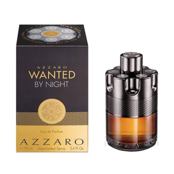 Azzaro Wanted by Night Edp 100ml  Transparent