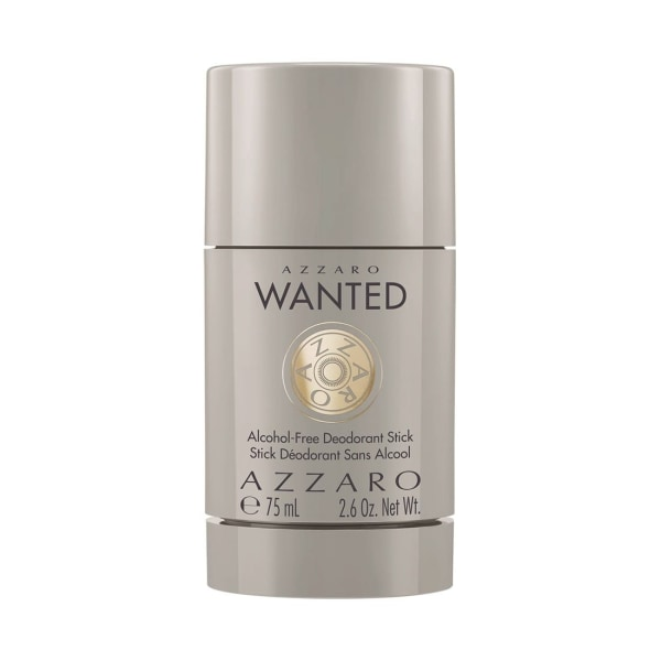 Azzaro Wanted Deodorant Stick 75ml grå