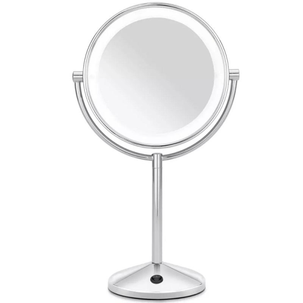 Babyliss Lighted Makeup Mirror - 9436E Silver