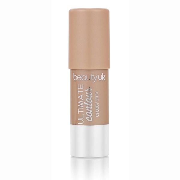 Beauty UK Contour Chubby Stick No.4 Shimmer Highlight Transparent