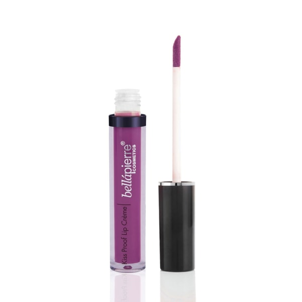 Bellapierre Kiss Proof Lip Crème 06 Vivacious 3,8g Transparent