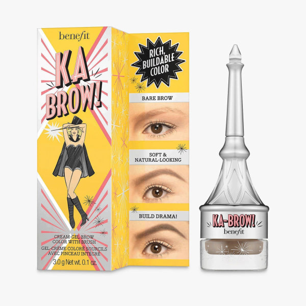 Benefit Ka-Brow! Cream Gel Brow Color 06 Svart