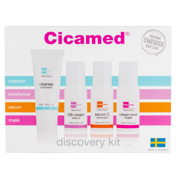 Cicamed Discovery Kit Transparent