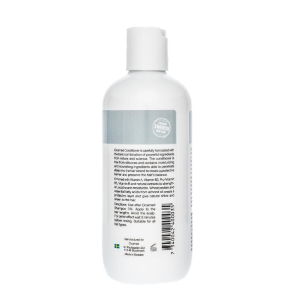 Cicamed Hair Loss Treatment Conditioner 300ml Transparent