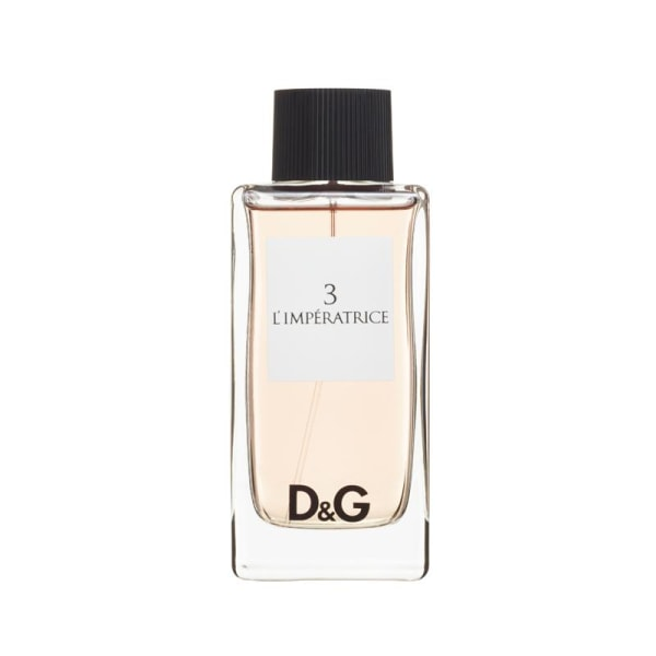 Dolce & Gabbana 3 Limperatrice Edt 100ml Transparent