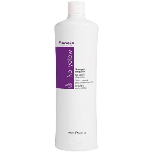 Fanola No Yellow Shampoo 1000ml Transparent