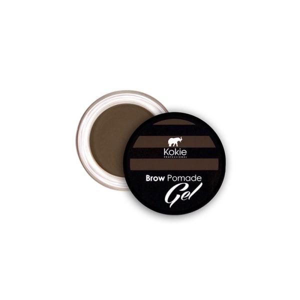 Kokie Eyebrow Pomade Gel - Medium Brunette Brown
