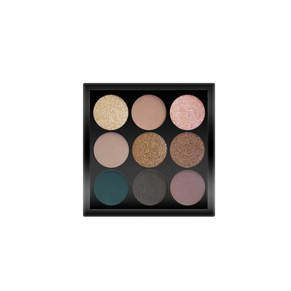 Kokie Eyeshadow Palette - Act Neutral MultiColor