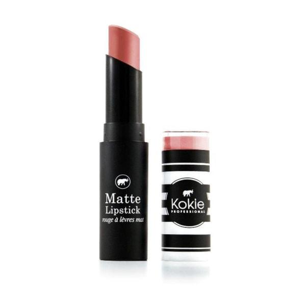 Kokie Matte Lipstick - Nude Peach Rosa