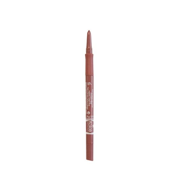 Kokie Retractable Lip Liner - Nude Brown
