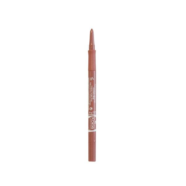 Kokie Retractable Lip Liner - Warm Nude Beige