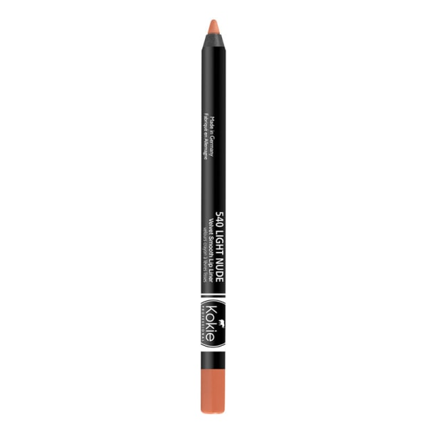 Kokie Velvet Smooth Lip Liner - Light Nude Beige