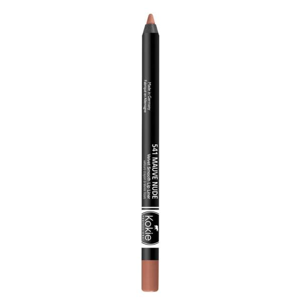 Kokie Velvet Smooth Lip Liner - Mauve Nude Brun
