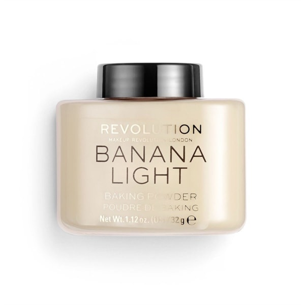 Makeup Revolution Baking Powder Banana Light Gul