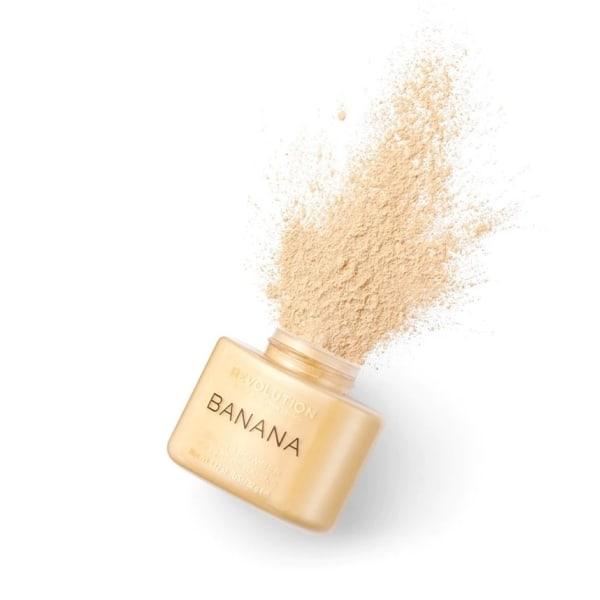 Makeup Revolution Banana Baking Powder Gul
