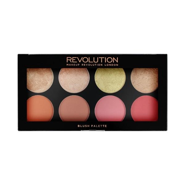 Makeup Revolution Blush Palette - Blush Goddess Rosa