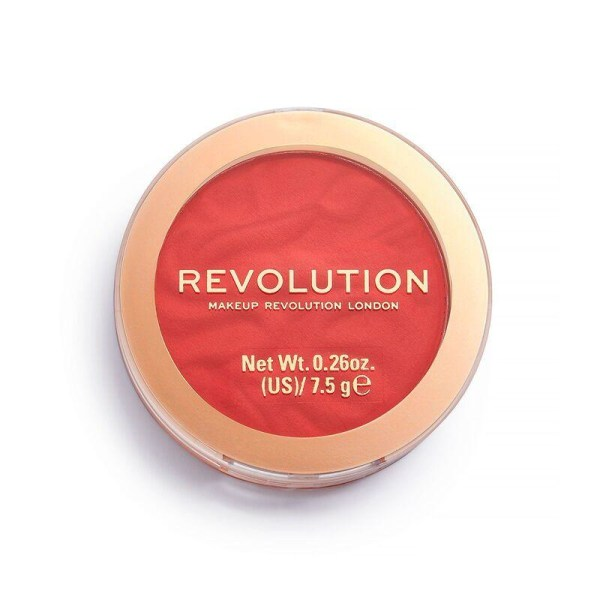 Makeup Revolution Blusher Re-loaded - Pop My Cherry  Röd
