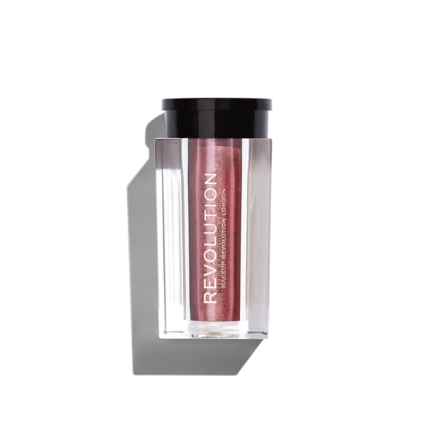 Makeup Revolution Crushed Pearl Pigments - Vindictive Röd