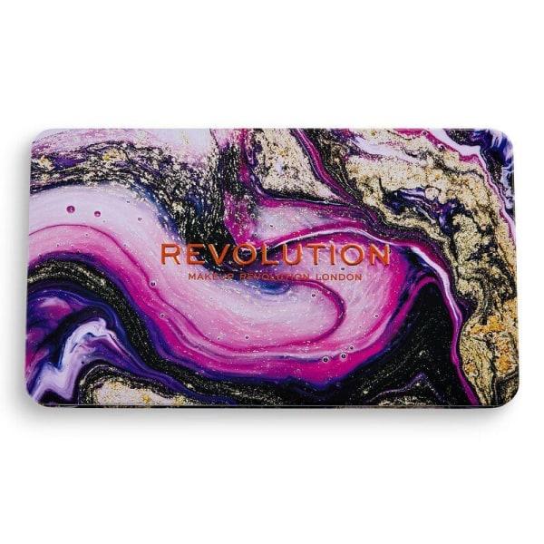 Makeup Revolution Forever Flawless Eyeshadow Palette - Eutopia Lila