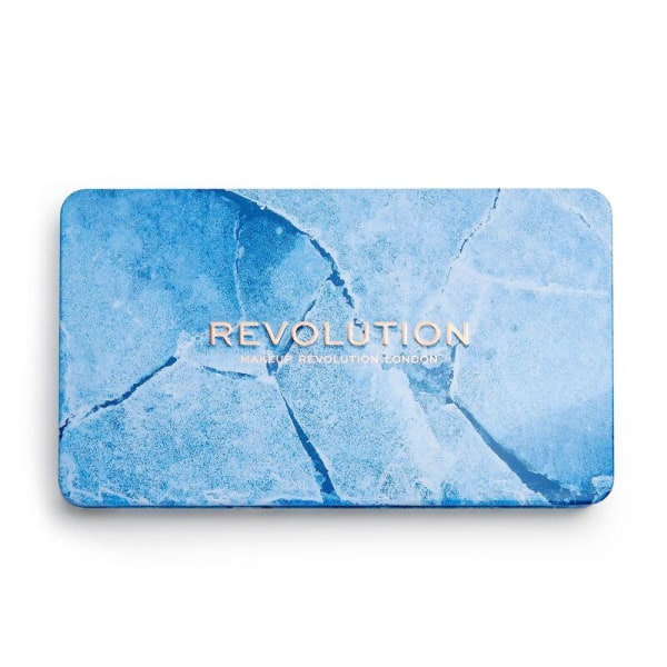 Makeup Revolution Forever Flawless Palette - Ice Blå