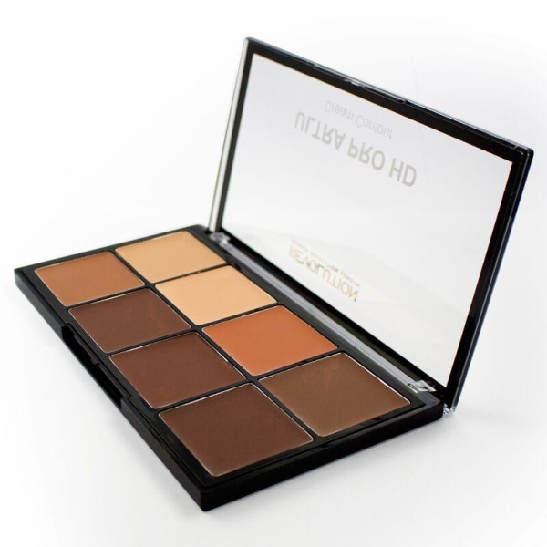 Makeup Revolution HD Pro Cream Contour - Medium Dark Transparent