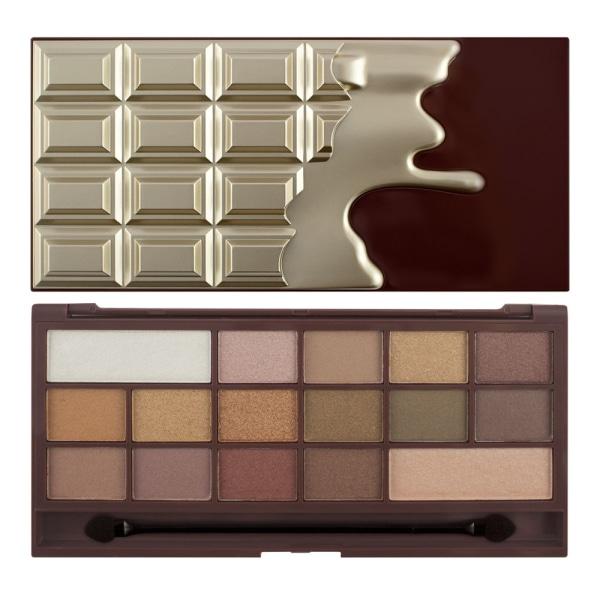 Makeup Revolution I Heart Chocolate - Golden Bar Guld
