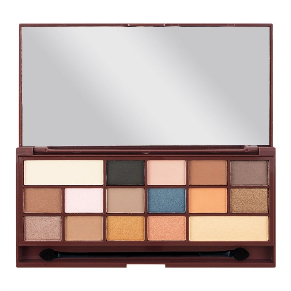 Makeup Revolution I Heart Chocolate - Salted Caramel Brun