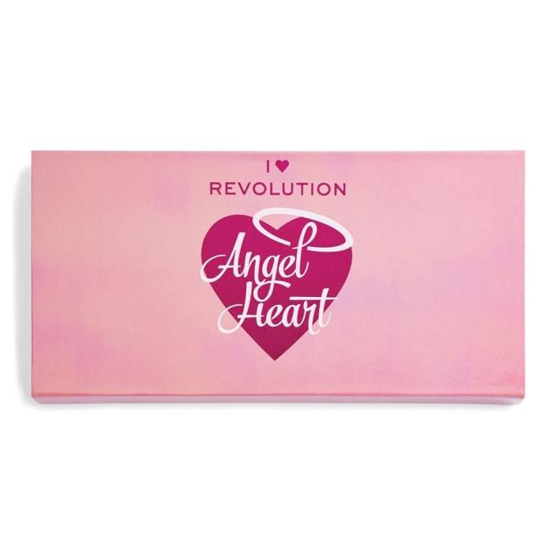 Makeup Revolution I Heart Revolution Angel Heart Palette Rosa