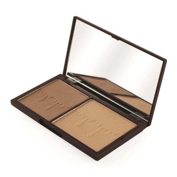 Makeup Revolution I Heart Revolution - Bronze and Glow Guld