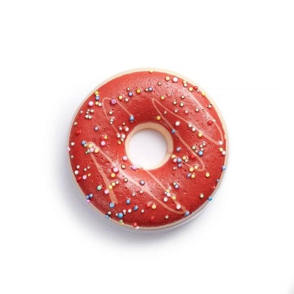 Makeup Revolution I Heart Revolution Donuts Strawberry Sprinkles Röd