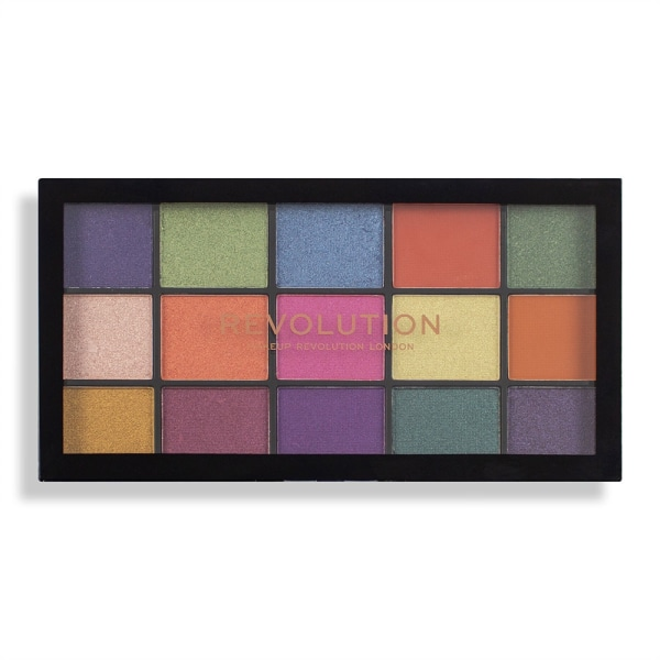 Makeup Revolution Re-Loaded Palette Passion for Colour multifärg