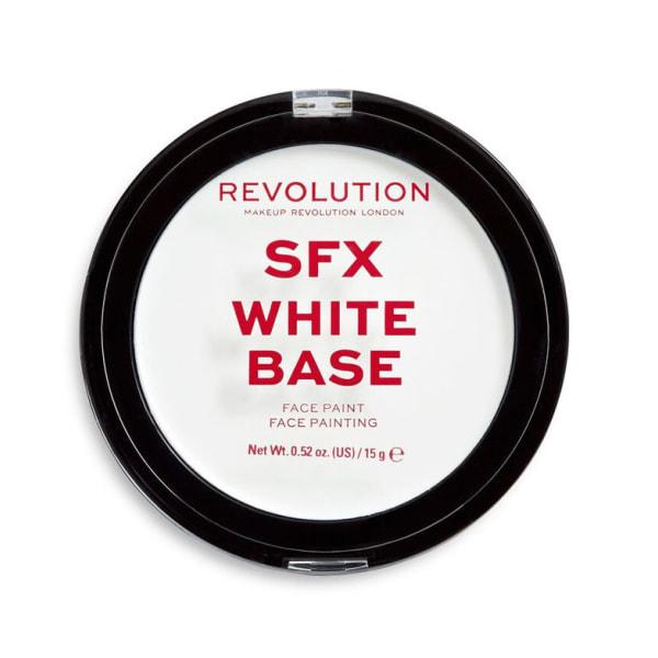 Makeup Revolution SFX White Cream Base Face Paint Vit