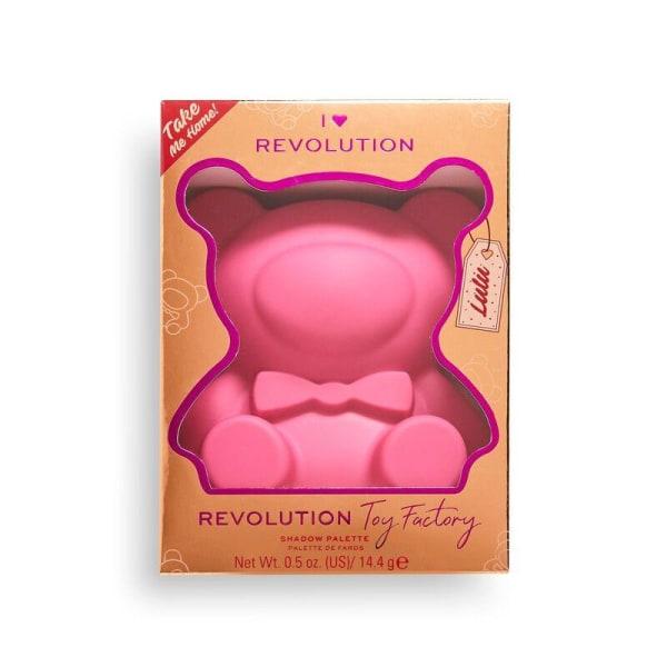 Makeup Revolution Toy Factory Teddy Bear Palette - Lulu Rosa