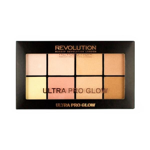 Makeup Revolution Ultra Pro Glow Svart