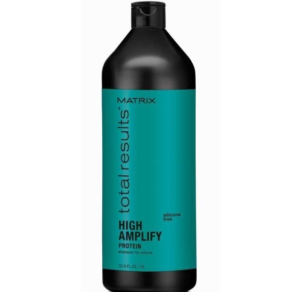 Matrix Total Results High Amplify Protein Shampoo 1000ml Transparent