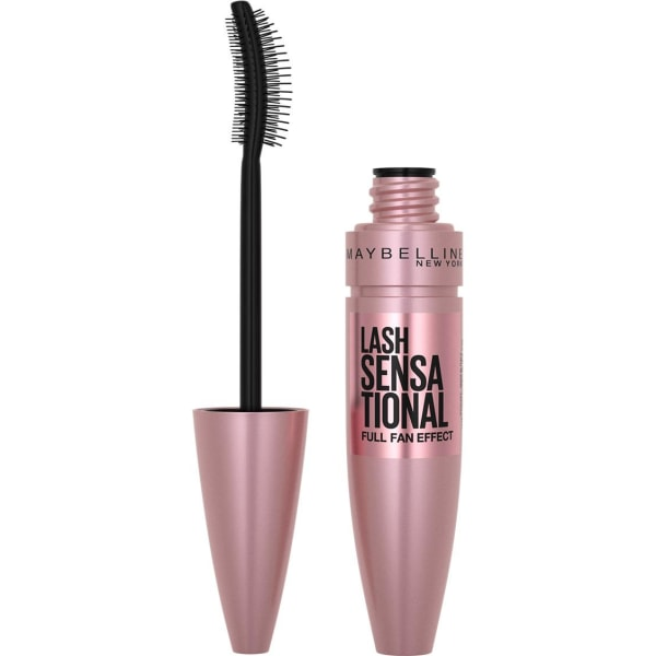 Maybelline Lash Sensational Mascara Intense Black 9,5ml Rosa