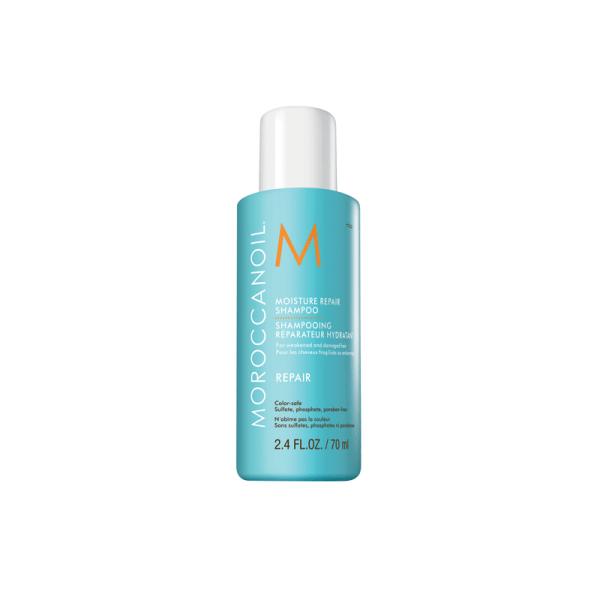 MoroccanOil Moisture Repair Shampoo 70ml Transparent
